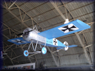 Fokker E.IV full scale replica