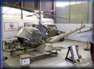 Hiller OH-23A Raven (under reconstruction)