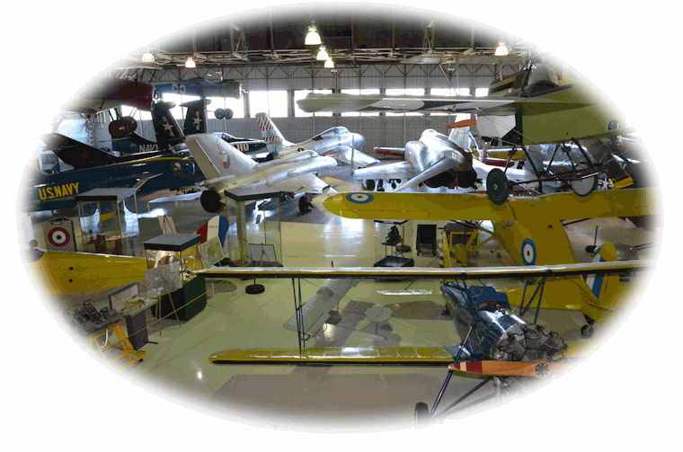 Combat Air Museum Main Hangar #602