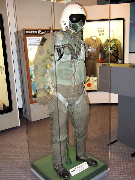 Exhibits On Display At The Combat Air Museum