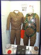Japanese Airmen WWII exhibit