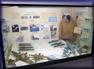 Battle of Midway exhibit