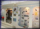 Old Olathe Air Naval Museum exhibit