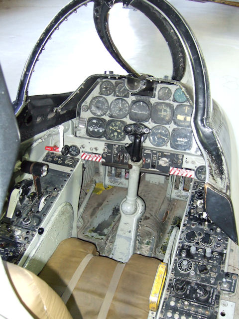 Demonstration cockpit