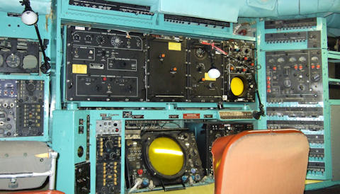 Inside the Warning Star Instrumentation