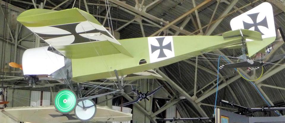 Pfalz E1 Scakle Replica
